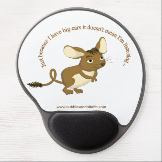 Not Listening Mousepad Gel Mouse Pad