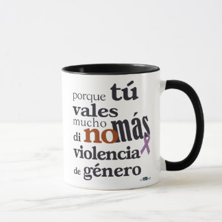 Not More Violence of Sort Mug