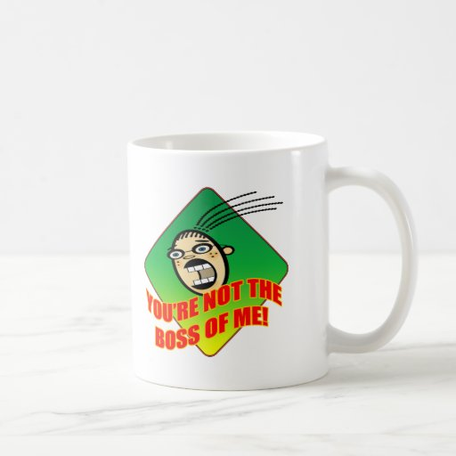 Not My Boss T-shirts and Gifts For Her Coffee Mug