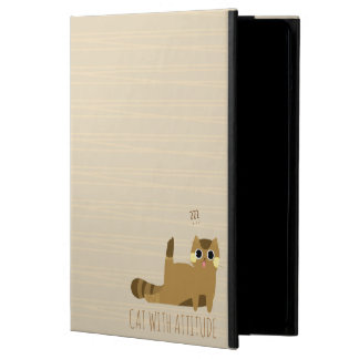 """""""Not my business"""" Cat Case For iPad Air"""
