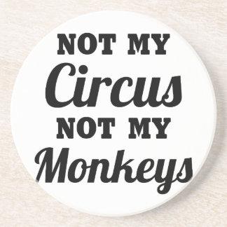Not My Circus Coaster