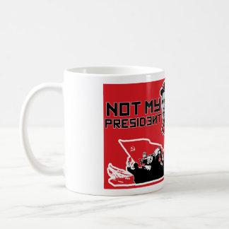 not my dear leader mug- left handed