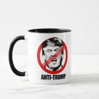 Not My President - Anti-Trump Mug