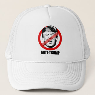 Not My President - Anti-Trump Trucker Hat
