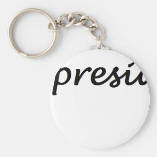 not my president # key ring