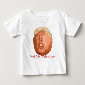 not my valentine baby T-Shirt