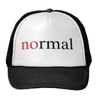 Not normal trucker hats