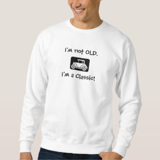 Not Old - Classic by SRF Sweatshirt
