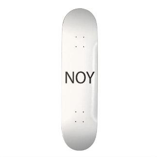 Not Online Yet.ai Skateboard Deck