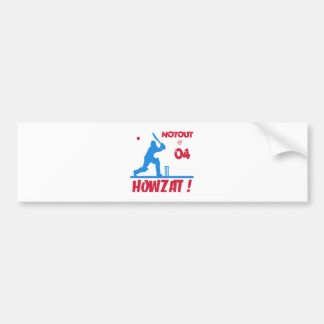 Not out at 04 bumper stickers