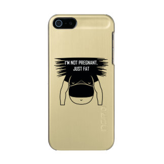 Not pregnant, just fat incipio feather® shine iPhone 5 case