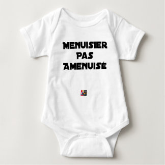 Not reduced carpenter - Word games Baby Bodysuit