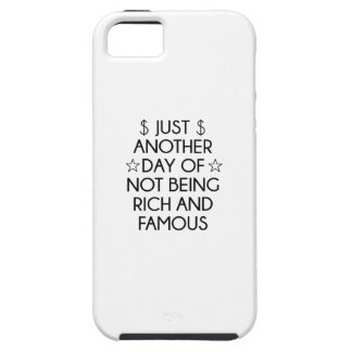 Not Rich And Famous iPhone 5 Case