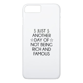 Not Rich And Famous iPhone 7 Plus Case