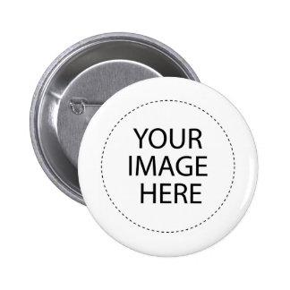Not rude 6 cm round badge