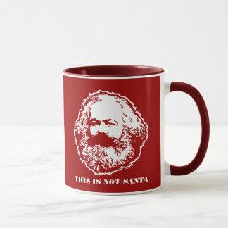 Not Santa Mug
