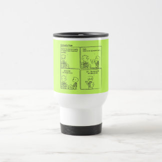 """Not-So-Bad"" Report Card Coffee Mugs"
