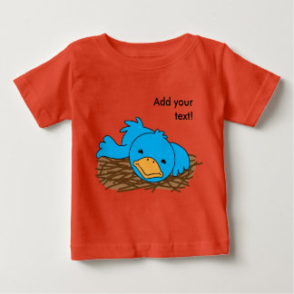 Not So Early Bird Baby T-Shirt