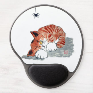 Not So Itsy Bitsy Spider and  Kitty Gel Mouse Pad