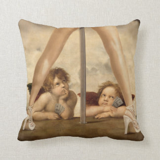 Not so Little Angels Cushion