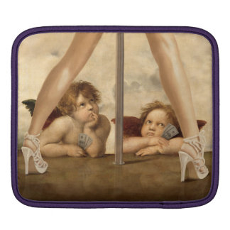 Not so Little Angels iPad Sleeves