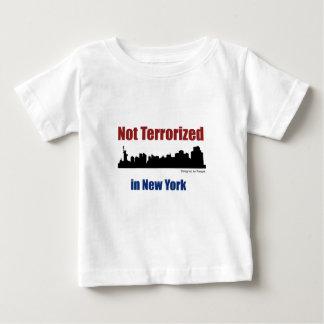 Not Terrorized in New York. Baby T-Shirt