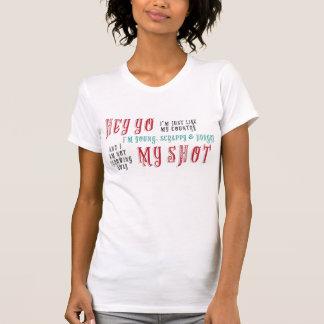 Not Throwing Away My Shot T-Shirt