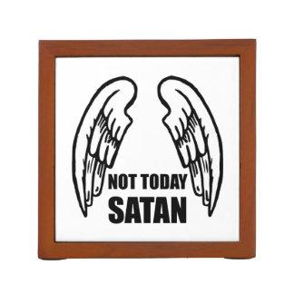 Not Today Satan Desk Organiser