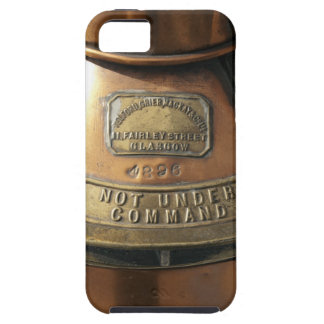 Not Under Command iPhone 5 Cover