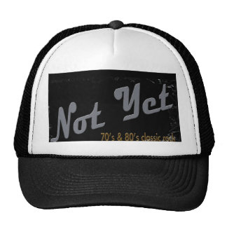 Not Yet Band Cap
