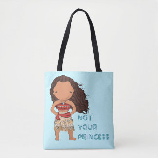 Not Your Princess Tote