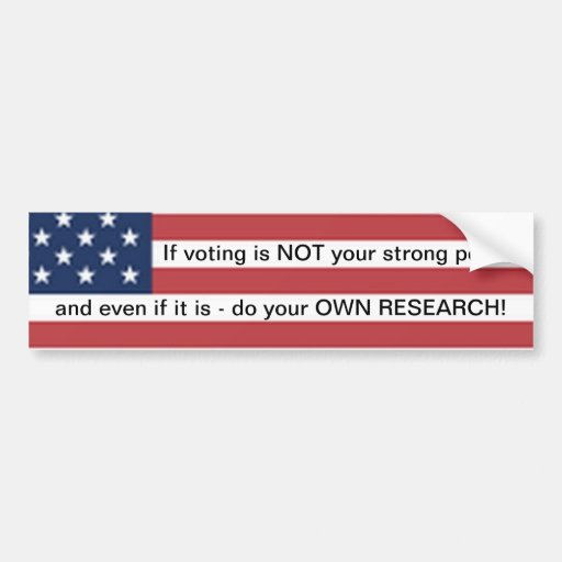 Not Your Strong Point Bumper Stickers