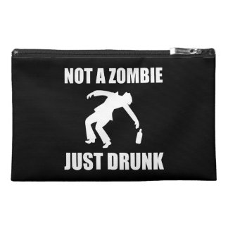 Not Zombie Just Drunk Travel Accessory Bags