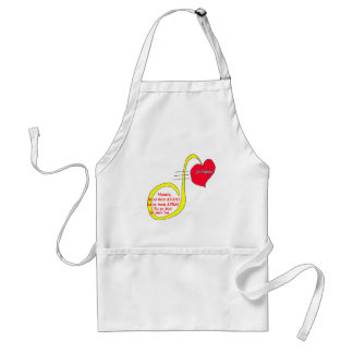NOTE MUSIC JET LOVES GRANNY 1.PNG STANDARD APRON