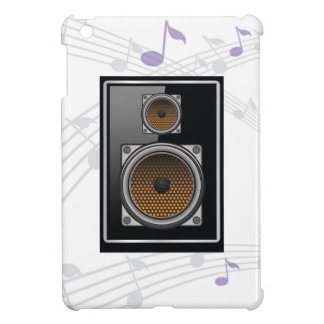 note speaker cover for the iPad mini