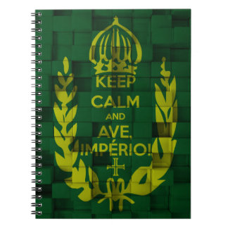 Notebook Bird, Empire!