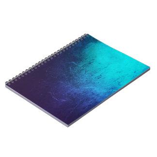 Notebook (blue tone)