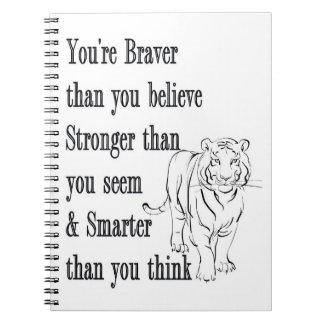 Notebook - Braver