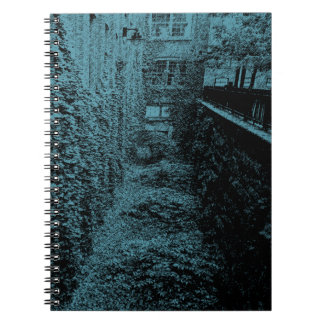 Notebook - - Brick & Ivy Scene - Any Color