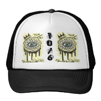 Notebook DrooL Mesh Hat