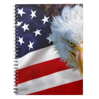 Notebook eagle