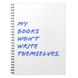 Notebook for Writers: Writing Quote