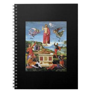 Notebook: Kinnaird Resurrection Notebook
