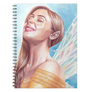 "Notebook ""Softness of Fairy """