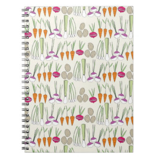 Notebook- Veggies! Notebook