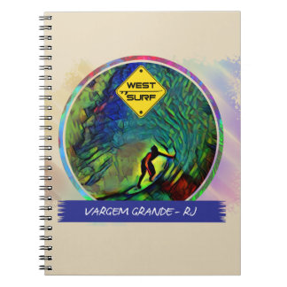 Notebook West Surf I