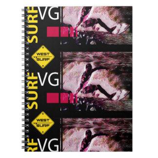 Notebook West Surf II