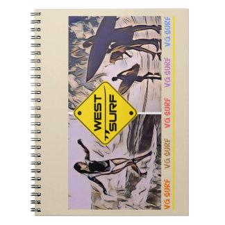 Notebook West Surf III