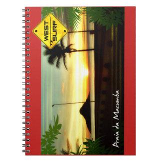 Notebook West Surf IV