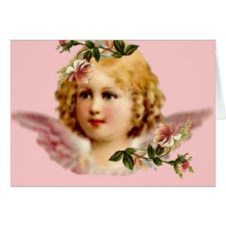 NOTECARD ANGEL VINTAGE NOTE CARD